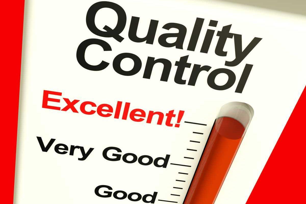 Que es el control de calidad de software testing